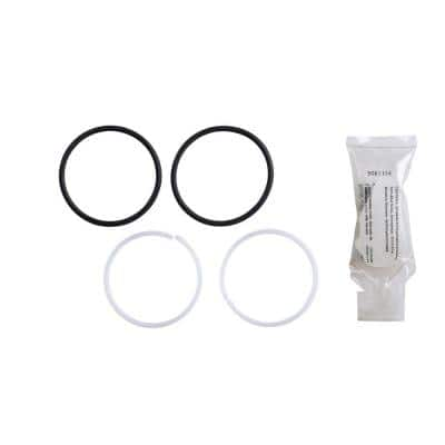 O-Ring Seal Kit for Kitchen Faucets in White