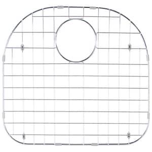 Stainless Steel Sink Grid - Fits Single Bowl Sink 23-1/4x21