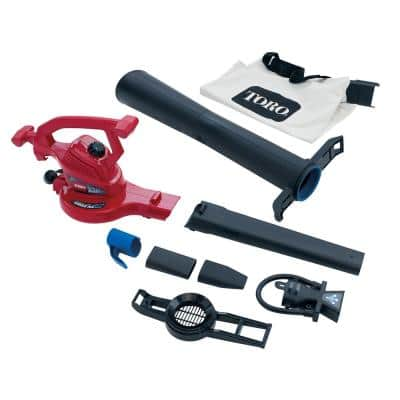 UltraPlus 260 MPH 405 CFM 12 Amp Electric Leaf Blower/Vacuum/Mulcher