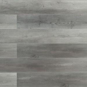 Pelican Gray 7 in. x 48 in. Rigid Core Luxury Vinyl Plank Flooring (23.77 sq. ft./case)