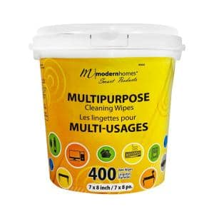 MH Wipes Citrus All-Purpose Cleaner (400-Pack)