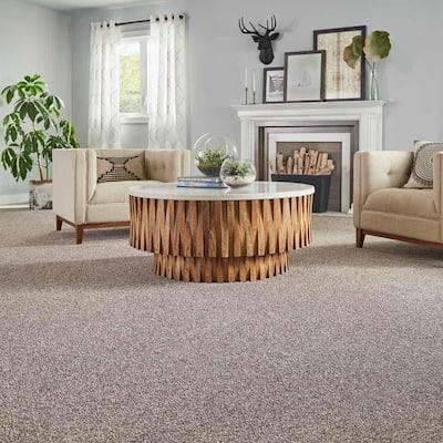 Maisie II - Color Minimal Grey Texture Gray Carpet