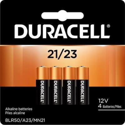 21/23 Coppertop Specialty Alkaline Battery (4-Pack)