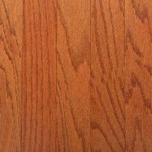 Colony Collection Oak Gunstock 3/8 in. T x 3 in. W x Varying Length Engineered Hardwood Floor (31.5 sq. ft./case)