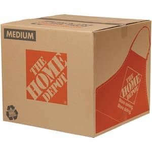 18 in. L x 18 in. W x 16 in. D Medium Moving Box