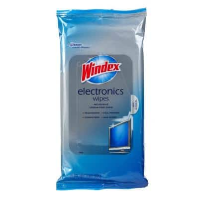 25 ct. Electronics Wipes (Case/12)