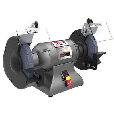 1 HP 10 in. Industrial Metalworking Bench Grinder, 115/230-Volt IBG-10