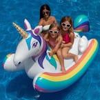 Unicorn Rocker Pool Float