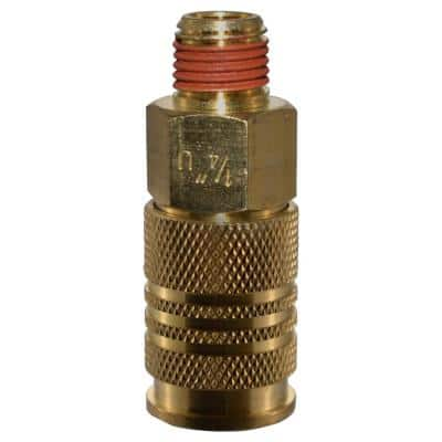 1/4 in. Universal Male Coupler