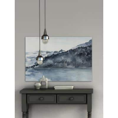 """40 in. H x 60 in. W """"Toward the Island"""" by Marmont Hill Canvas Wall Art"""