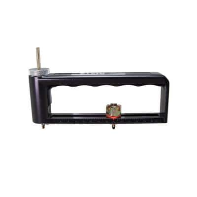 2 in. to 12 in. Hole Cutter for Duct and Sheet Metal