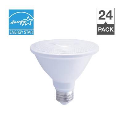 75-Watt Equivalent Par30S Dimmable Short Neck ENERGY STAR LED Light Bulb Soft White (24-Pack)
