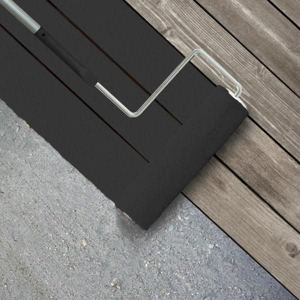 Behr Premium 1 Gal Black Textured Low