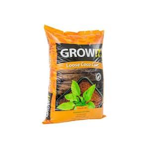 1.5 cu. ft. Loose Growing Medium Coco Coconut Coir Fiber Garden