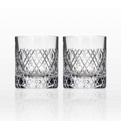 Pittsburgh 7 oz. Old-Fashioned Glass (Set of 2)