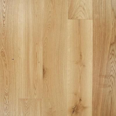 Elegant Home Drawbridge Oak 9/16 in. x 7-4/9 in. Wide x Varying Length Engineered Hardwood Flooring (22.32 sq. ft./case)