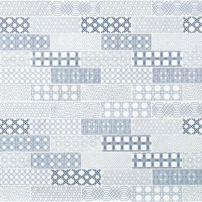 Zouli Subway 11.81 in. x 11.81 in. x 8mm Honed Marble Mesh-Mounted Mosaic Tile (9.7 sq. ft./Case)