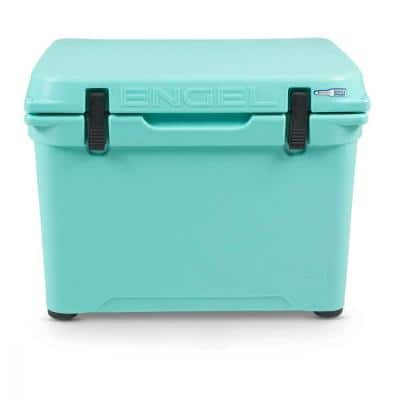 Coolers 48 qt. 60 Can High Performance Roto Molded Ice Cooler, Blue