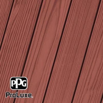 1 gal. #HDG-ST-247 Natural Redwood SRD Exterior Semi-Transparent Matte Wood Finish