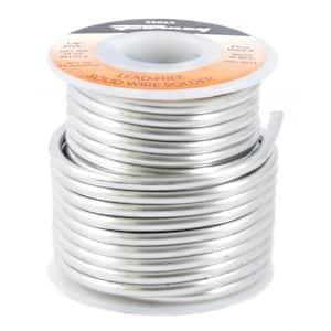 1/8 in. 1 lb. Lead Free Solder 95/5 Tin Antimony