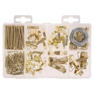 200-Pieces Picture Hanging Kit
