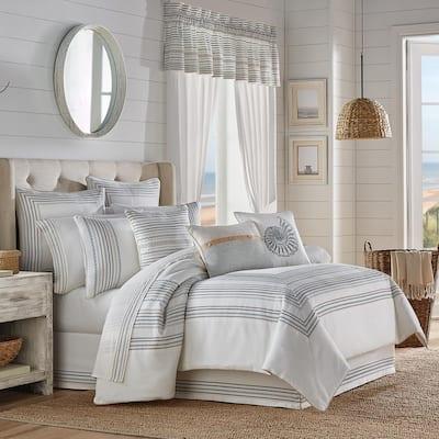 William Spa California King 4Pc. Comforter Set