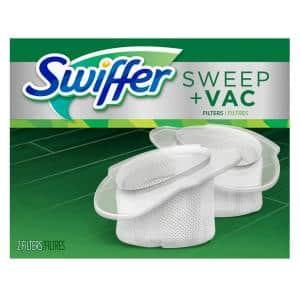 SweeperVac Replacement Filters (2-Pack)