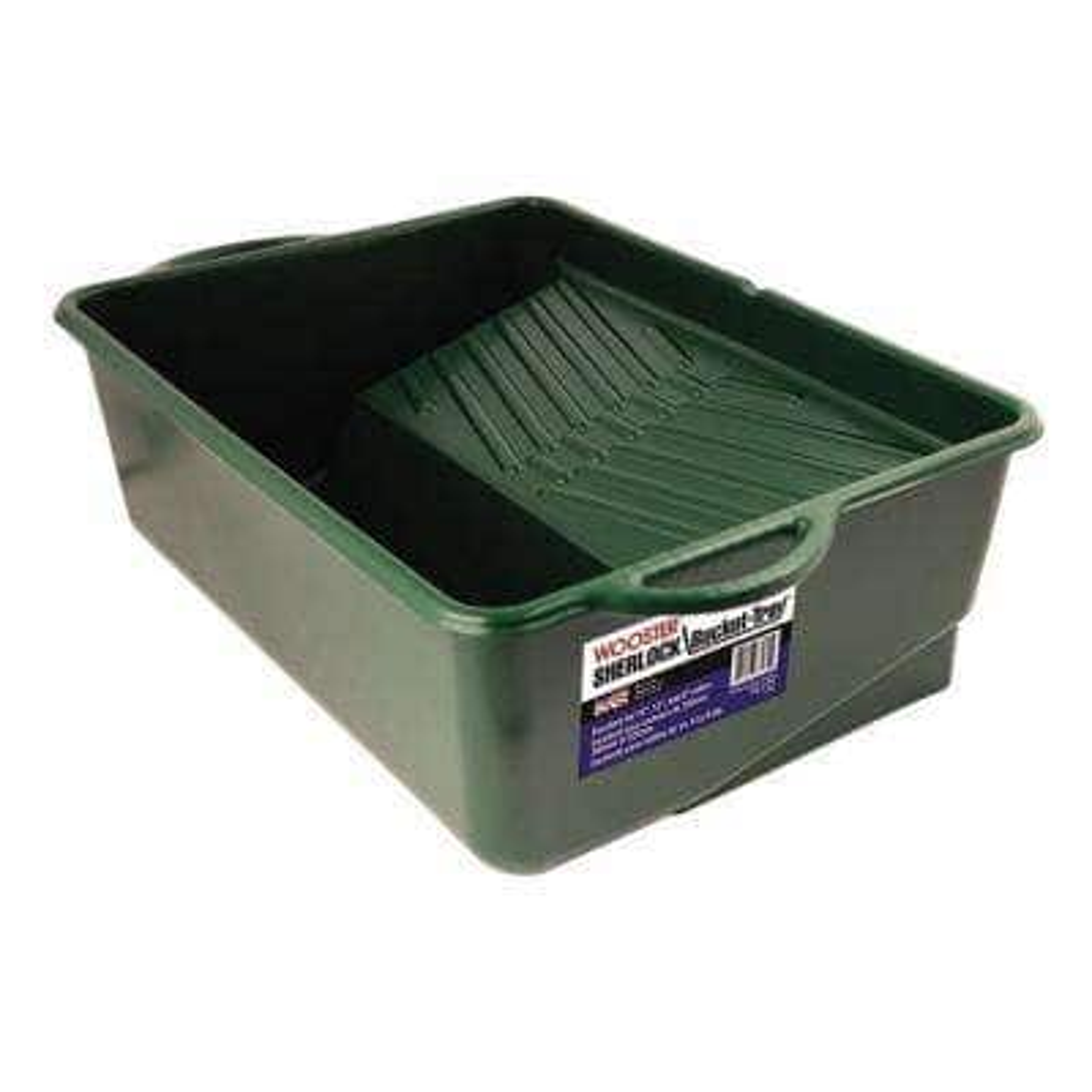 1 Gal. 14 in. Plastic Bucket Tray