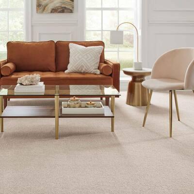 Gazelle II - Color Appaloosa Texture White Carpet