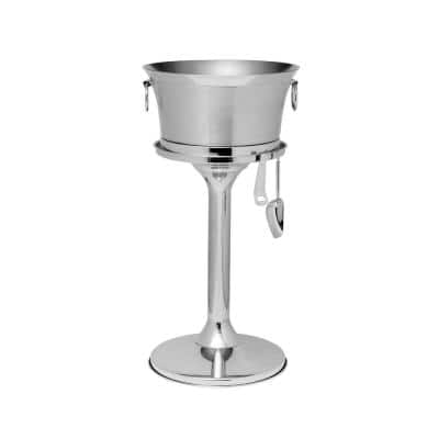 7.5 Gal. Beverage Tub With Stand And Tools