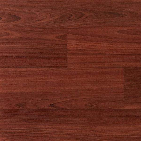 Trafficmaster Goldwyn Cherry 7 Mm T X 8, Cherry Laminate Flooring