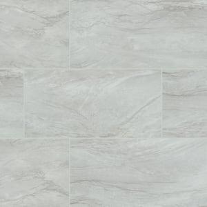 Hillside Gray 12 in. x 24 in. Matte Floor and Wall Porcelain Tile (16 sq. ft./Case)