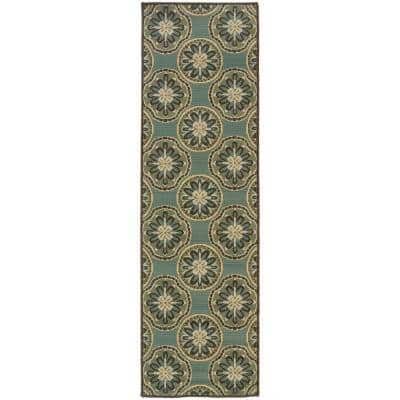 Runner Home Decorators Collection Outdoor Rugs Rugs The Home Depot