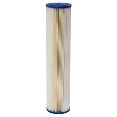 HB-20-50W Calypso Water Filter in Blue