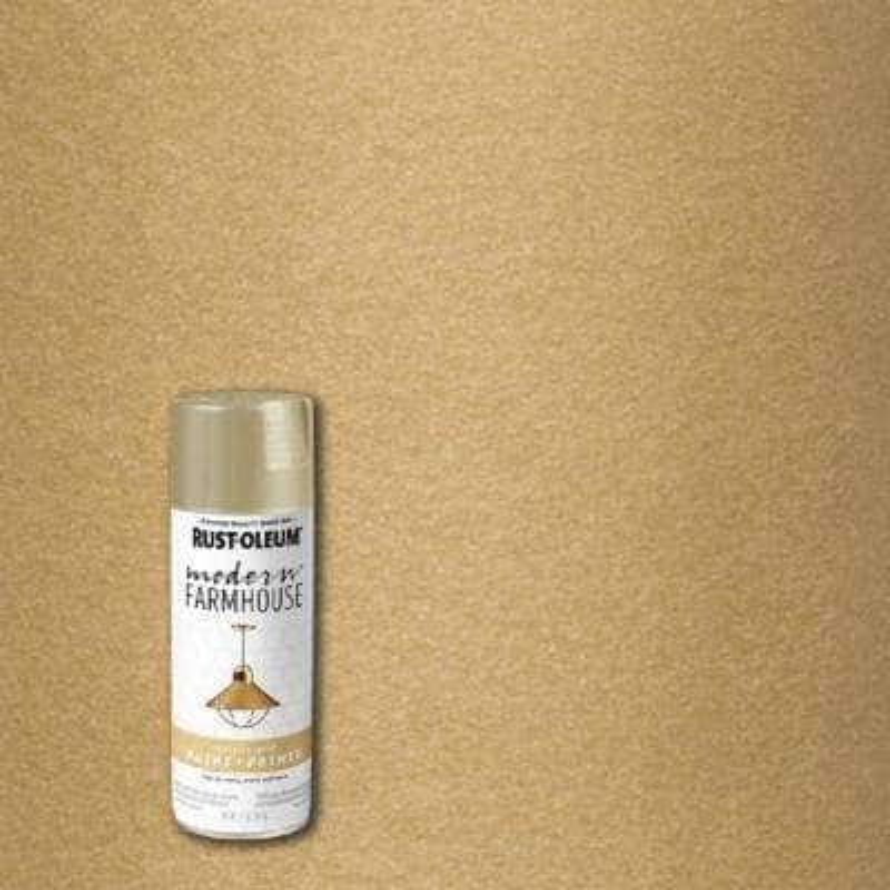 11 oz. Metallic Gold Spray Paint (6 Pack)