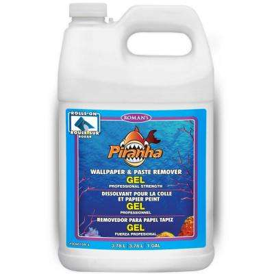 Piranha 1 gal. Gel Paste Remover