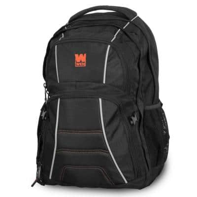 14 in. 4-Compartment Heavy Duty Backpack with Laptop Storage