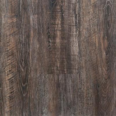 Take Home Sample - Umber Oak Vinyl Flooring - 5.91 in. x 6 in.
