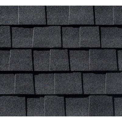 Timberline Natural Shadow Charcoal Algae Resistant Architectural Shingles (33.33 sq. ft. per Bundle) (21-pieces)