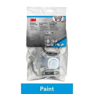 Disposable Paint Project Respirator OV/P95 Large (Case of 6)