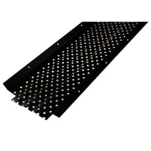 6 in. x 6 ft. Armour Shield Gutter Guard (25-Pack)