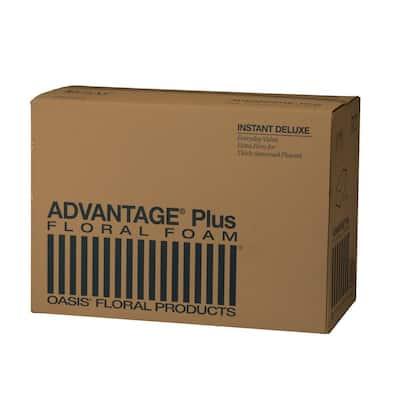 ADVANTAGE Plus Deluxe Floral Foam Bricks (Case of 48)