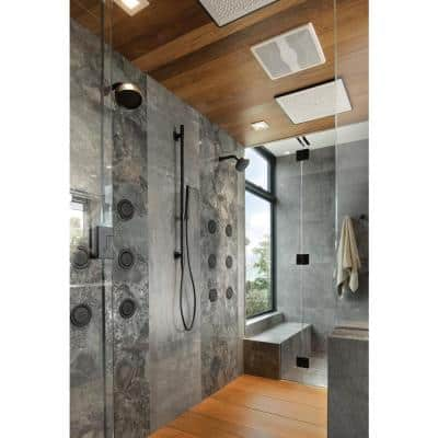 ENERGY STAR® Certified Quiet 150 CFM Ceiling Bathroom Exhaust Fan