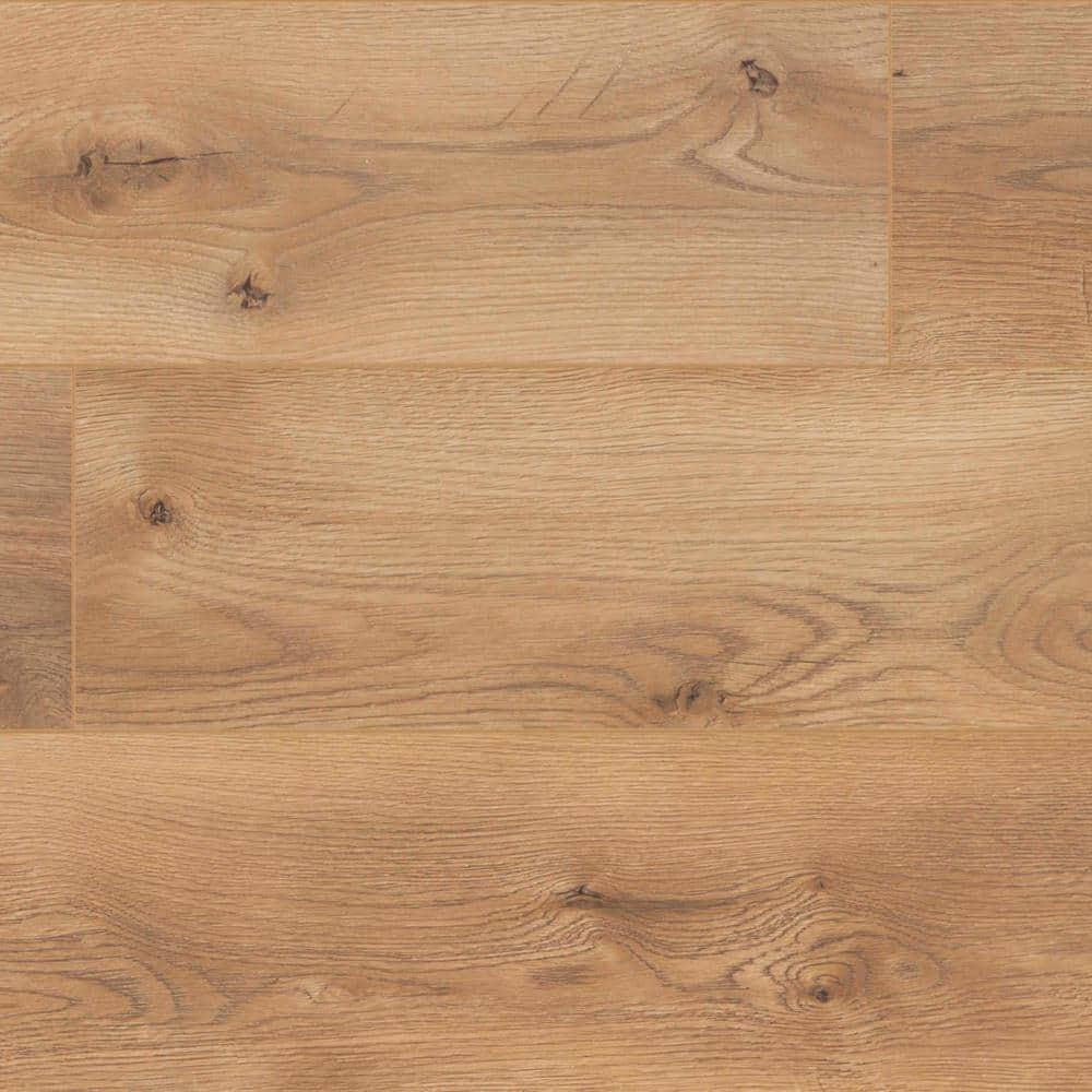 Trafficmaster Cameron Oak 7 Mm Thick X, 7mm Laminate Flooring Home Depot
