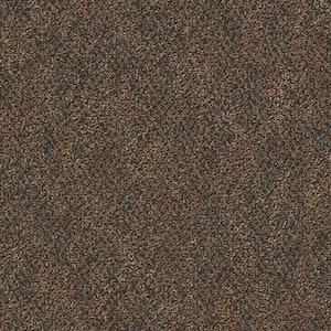 High Falls Sneak Peak Loop 24 in. x 24 in. Carpet Tile (18 Tiles/Case)