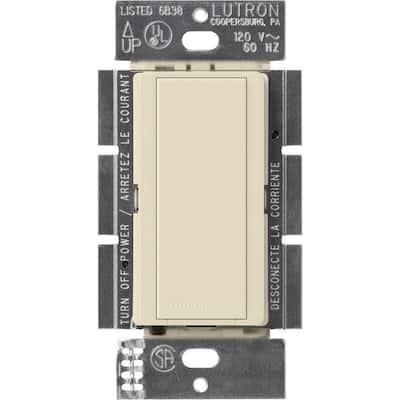 Maestro 8-Amp Multi-Location Companion Switch - Light Almond