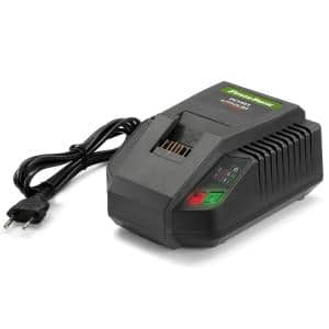 40-Volt Max Lithium-Ion 1-Hour Battery Charger for 40-Volt Max Lawn Tools Replacement Battery