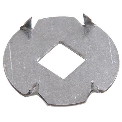 50-Piece 5/16 in. Galvanized Anti-Turn Washer