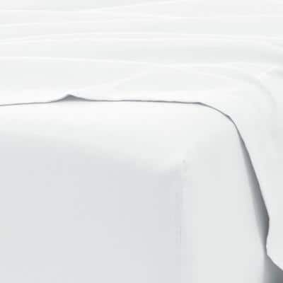 Home Collection Solid Microfiber Sheet Set