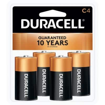 Coppertop C and D Battery Assortment Pack (4-Count, 8-Count, 3-Pack)